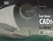 Hot Door CADtools 12.0.0版for Illustrator CS6~CC 2019(win/mac)